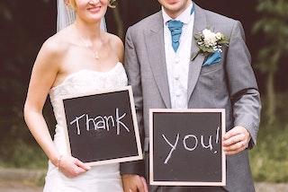 『ありがとう』『ごめんなさい』をきちんと言う